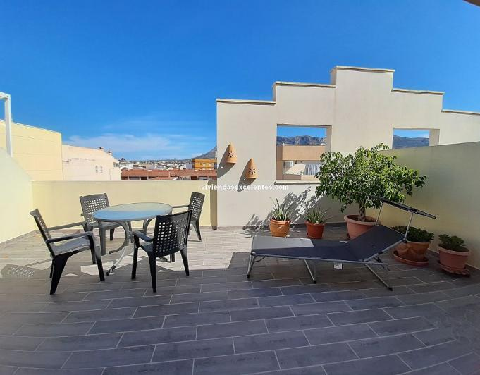 thumb Penthouse for sale in Denia with large terrace